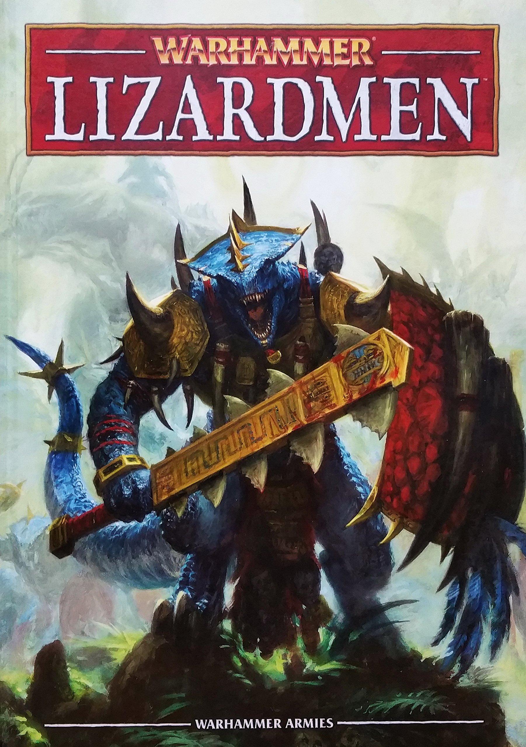 LIZARDMEN ARMY BOOK DOWNLOAD