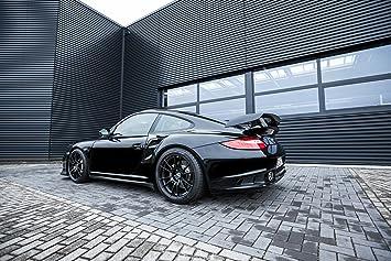 Classic y los músculos de los coches y COCHE Porsche 911 (997) en valores