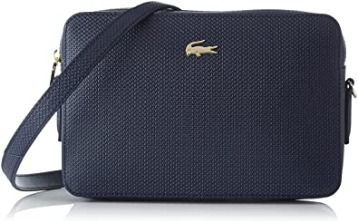 Bandouliere Femme Sac Bleupeacoat Nf2564ce Lacoste Y76mgvIybf
