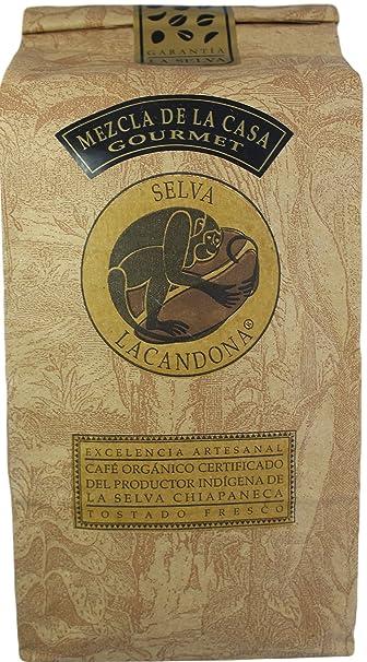 Café La Selva Mexican Chiapas Organic Premium Gourmet Coffee, 18 oz. (Medium Roast