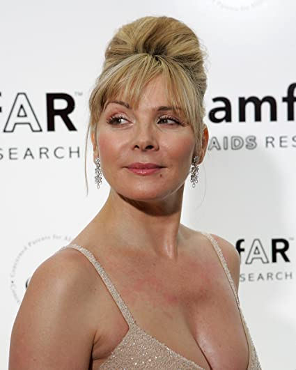 Kim Cattrall undiscovered country