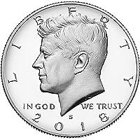 2018 S Kennedy Half Dollar Clad Proof