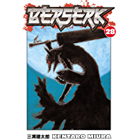 Berserk Volume 28 book cover
