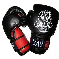 Boxen Kickboxen Muay Thai Handschuhe 6oz 8oz f/ür Kids 5-12 Jahre Dynamix Athletics Kinder Boxhandschuhe Elevate