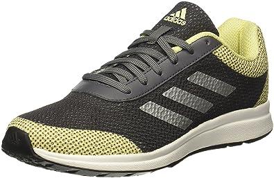 Adidas Women's Adistark 1.0 W Iceyel/Dkgrey/Grefiv Running Shoes - 4 UK/