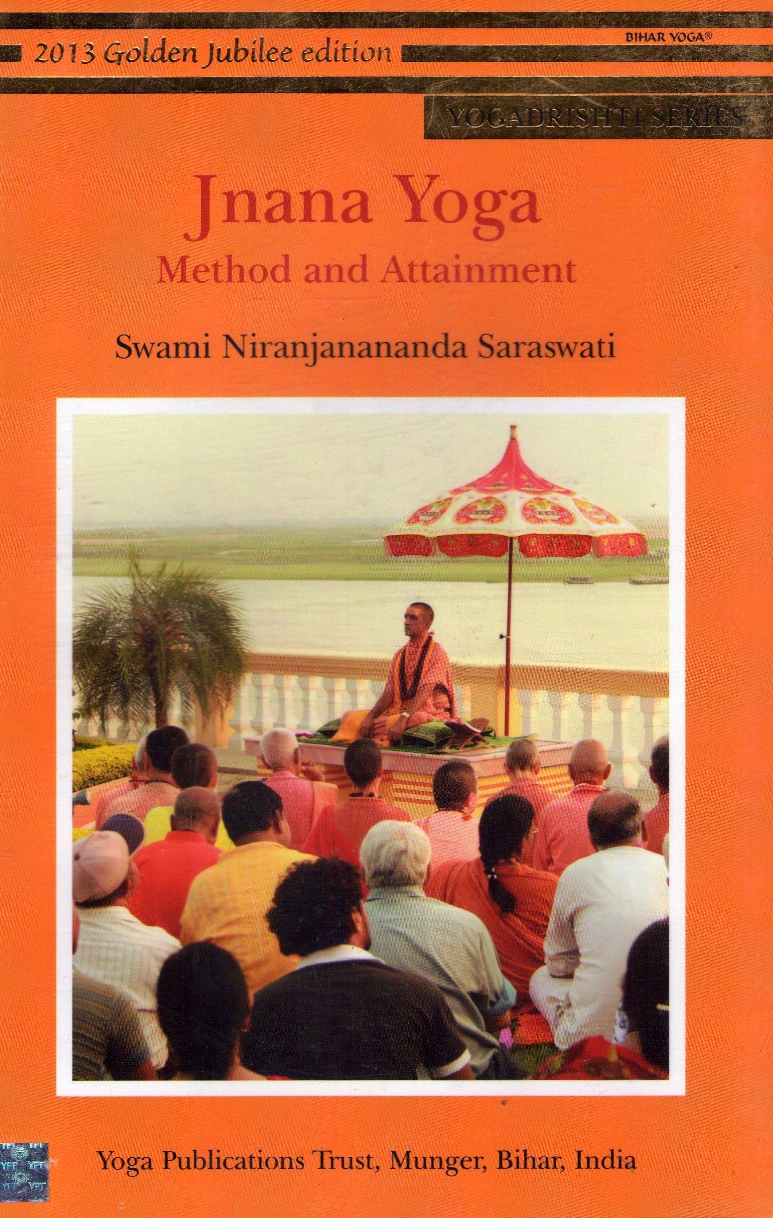 Jnana Yoga: Method and Attainment: Amazon.es: Swami ...