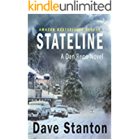 STATELINE: A Crime Thriller (Dan Reno Series Book 1)