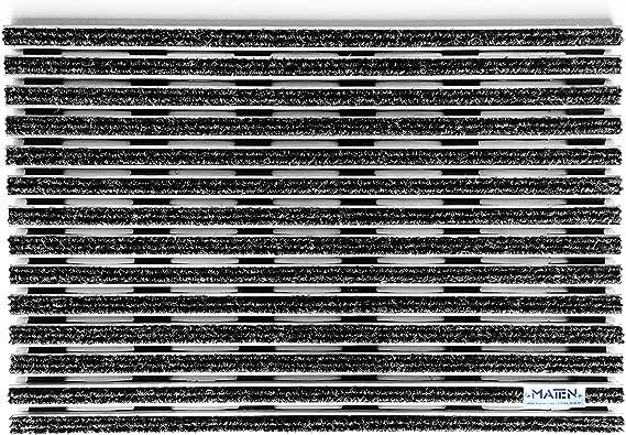 PetexVestibilità Zerbino di velluto-Nero 117355904 TOYOTA sostanza Tappetino In Velour