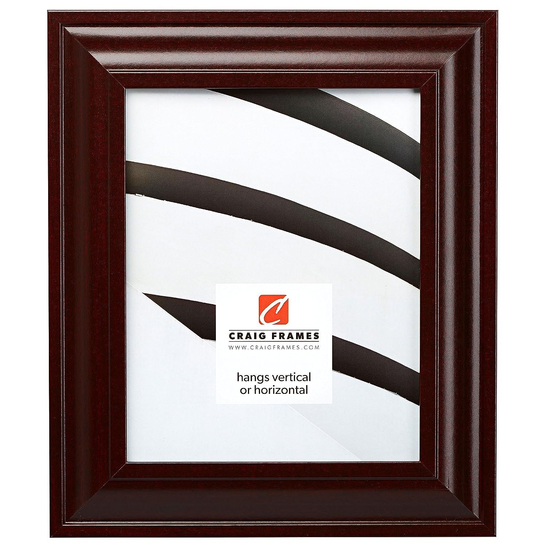 (クレイグフレーム) Craig Frames フォト/ポスターフレーム 滑らか仕上げ 幅2インチ さまざまな色 20 x 24 76047-20x24-2-1 B002UOHCQO 20 x 24|マホガニー マホガニー 20 x 24