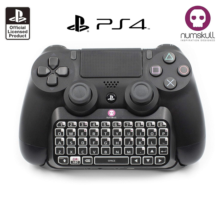 PS4 Controller Keyboard - PS4 Bluetooth Keyboard, KeyPad