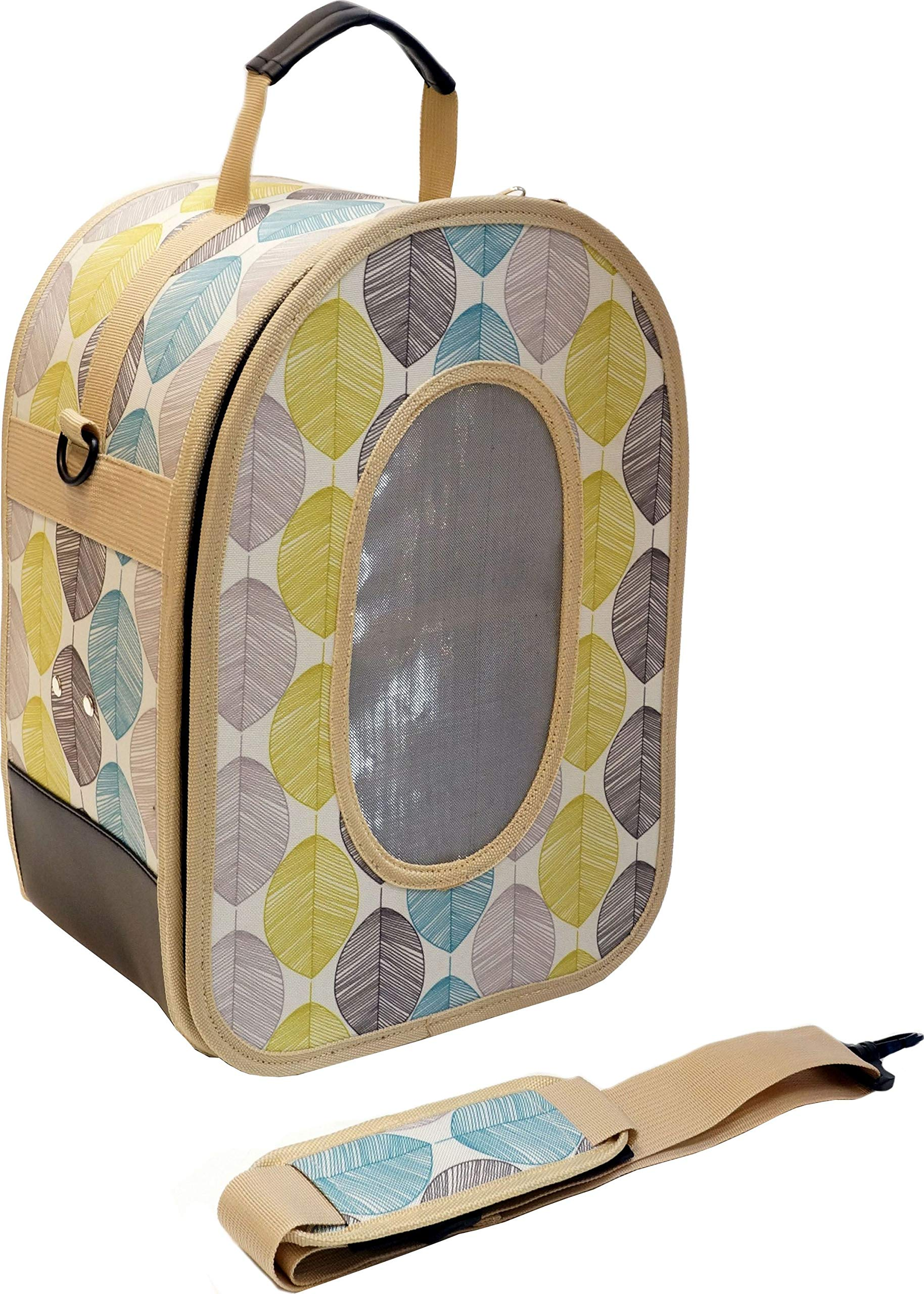 A&E Cage Co LLC A&E Soft Sided Travel Carrier for Birds