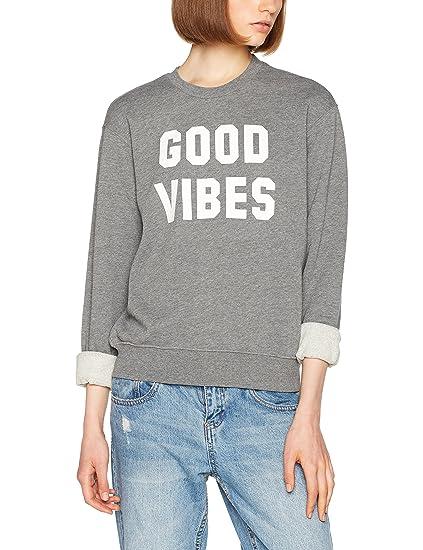 Replay Damen Sweatshirt Sweatshirts & Kapuzenpullover Sport