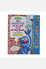 Sesame Street: The Monster at the End of This Sound Book (Play-A-Sound) Hardcover