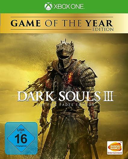Dark Souls 3 - The Fire Fades Edition [Importación Alemana ...