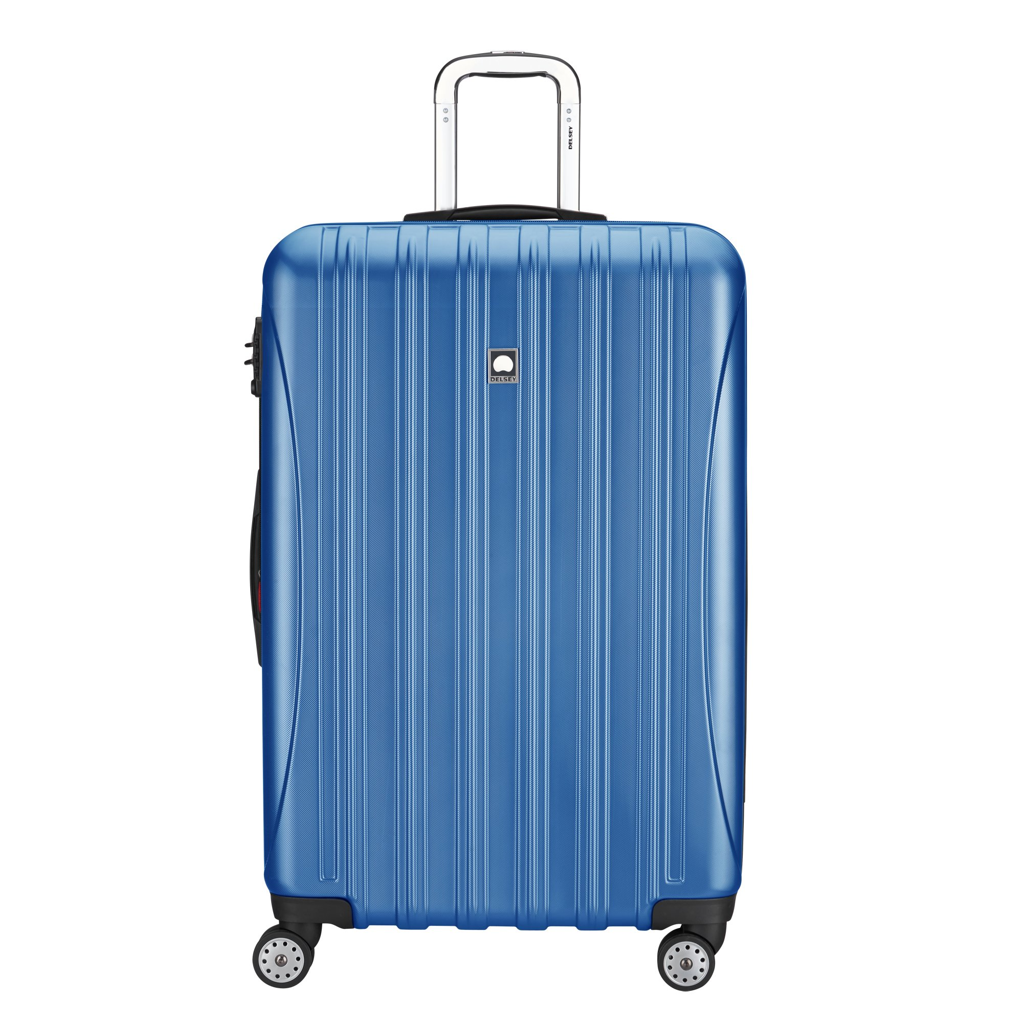 DELSEY Paris Luggage Checked-Large (>28''), Blue Textured