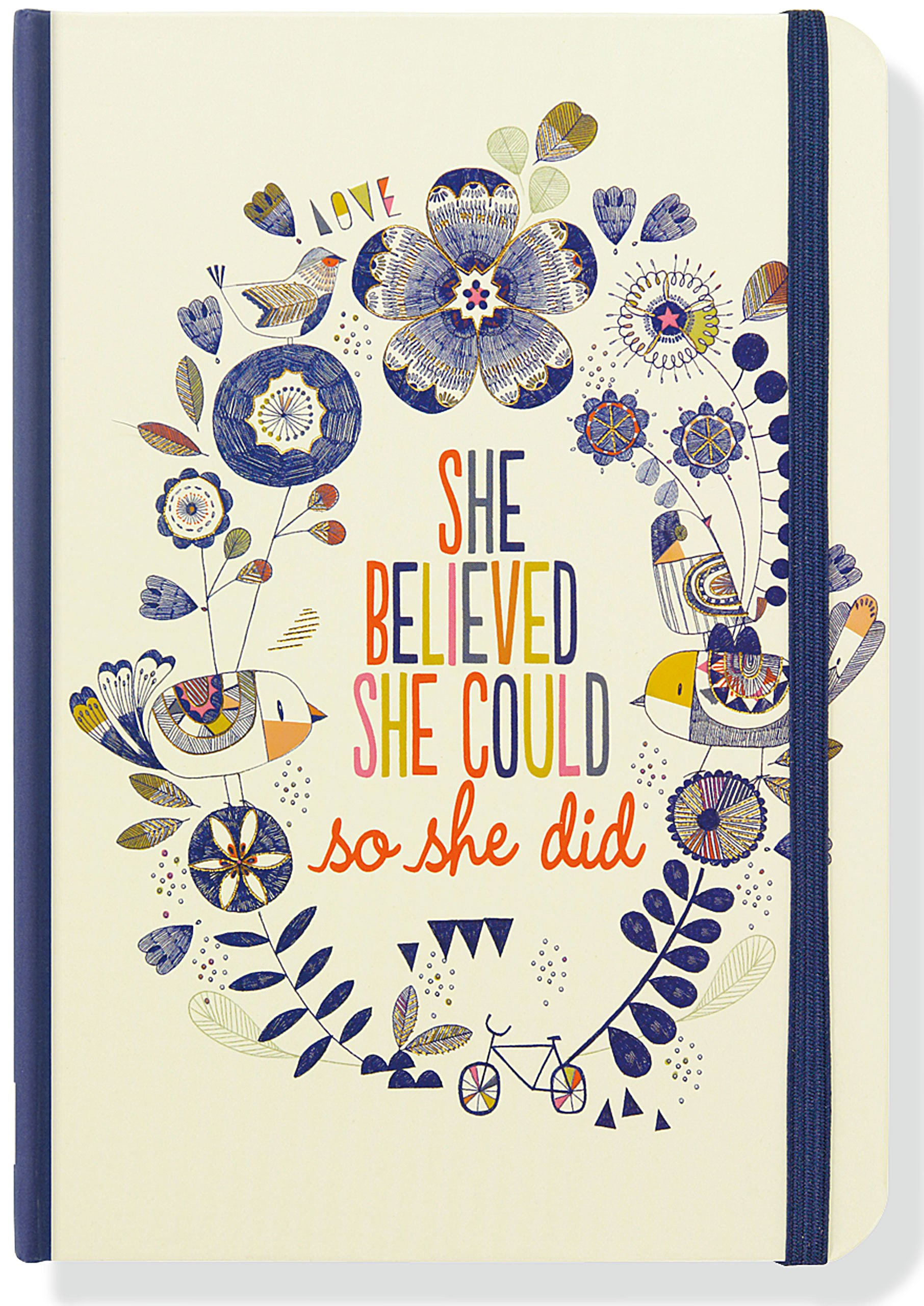 Believed Could Journal Notebook Diary product image