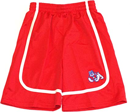 Outerstuff NCAA Officially Licensed Fresno State Bulldogs Boys Shorts