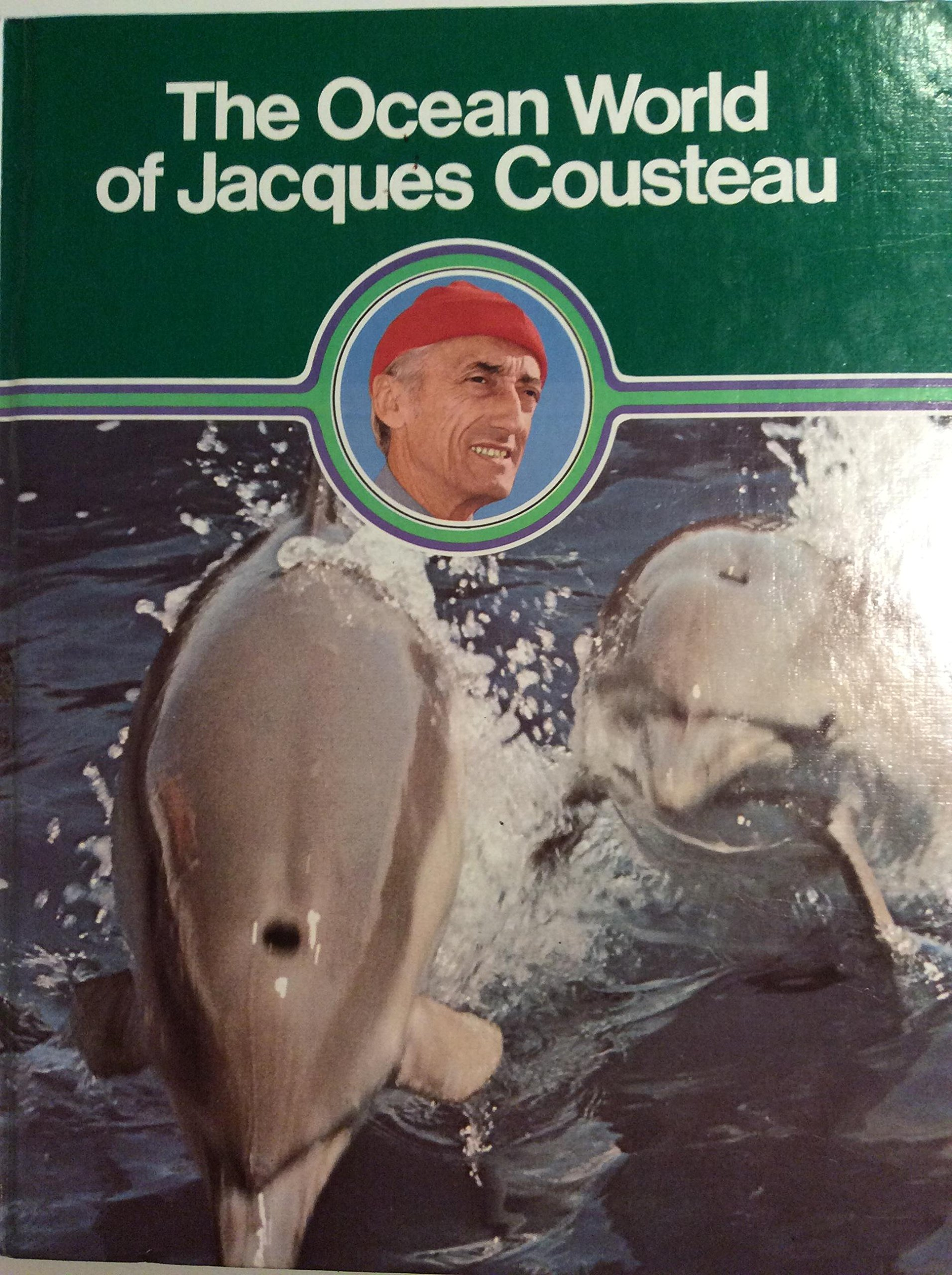 Outer And Inner Space Jacques Cousteau The Ocean World Antiques