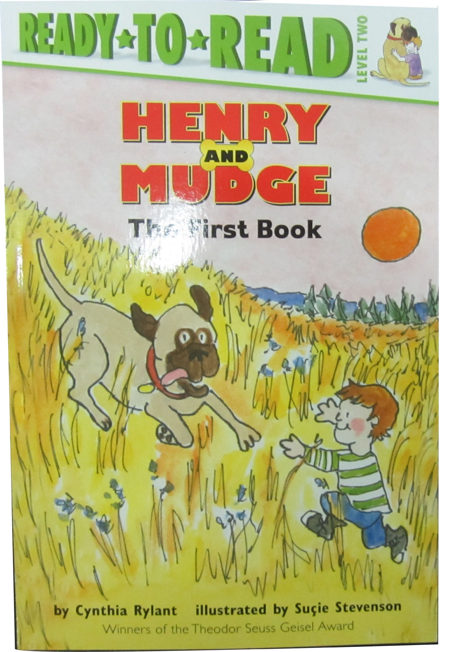 Henry And Mudge First Book: Cynthia Rylant, Suçie Stevenson: 9780689810053:  Amazon.com: Books