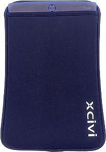 Neoprene Sleeve Case for Boogie Board Jot 8.5 LCD eWriter (Black)