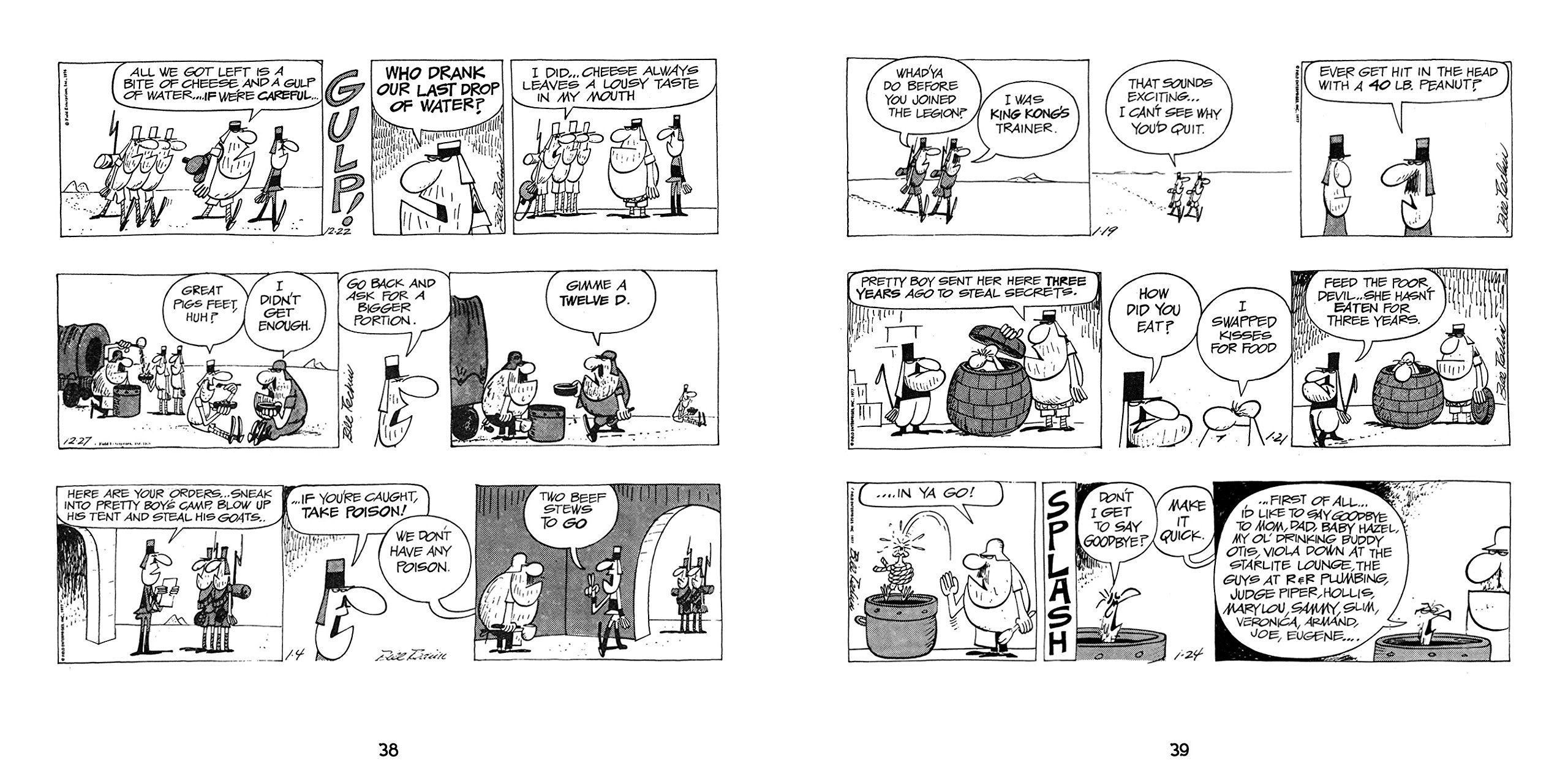 The Best of Crock by Titan Comics (Image #3)