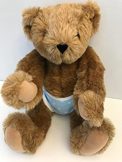 That vintage cuddle toy teddy bear join