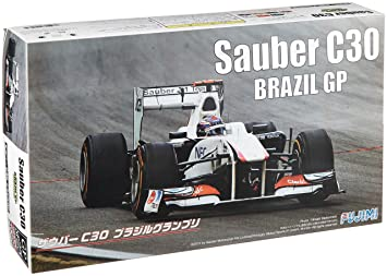 Fujimi GP SP25 F1 Sauber C30 Brazil GP with Driver Figure 1 ...