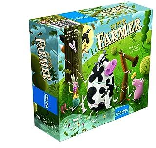 Super Farmer - Edizione Inglese Granna SUPERF