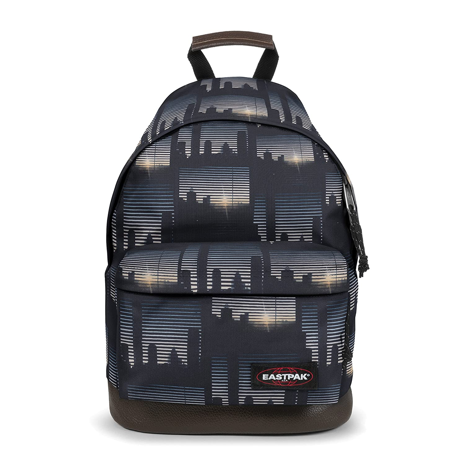 MultiCouleure (Upper East Stripe)  Eastpak - Wyoming - Sac à dos - Traditional Navy