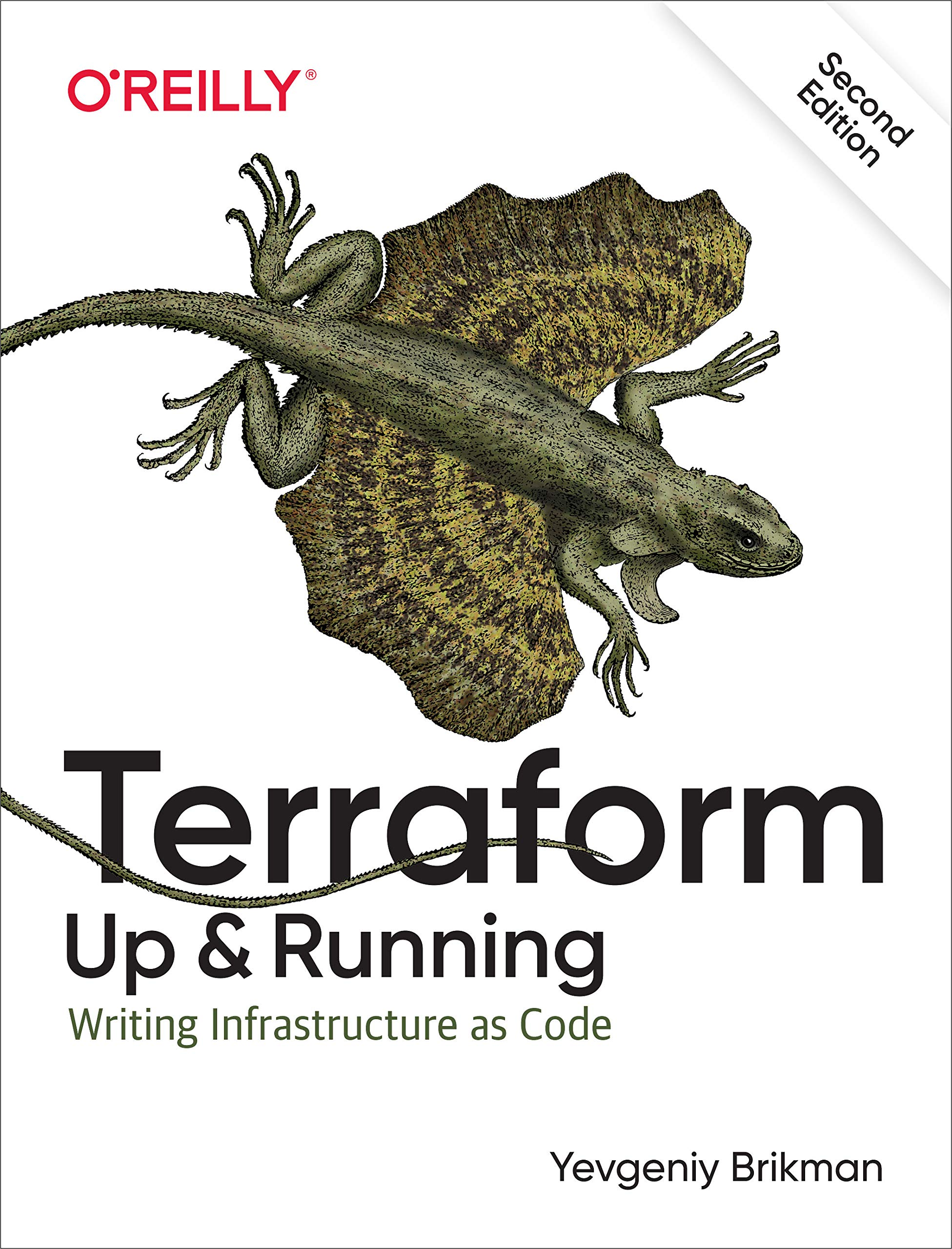 Terraform: Up & Running: Writing Infrastructure as Code by O'Reilly Media
