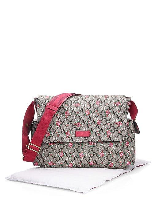 Amazon.com: Gucci GG de impresión lona de fresas – Bolso ...