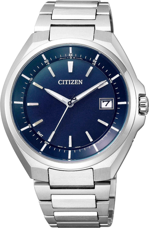 [シチズン]CITIZEN 腕時計 ATTESA アテッサ エコドライブ電波時計 日中米欧電波受信 CB3010-57L メンズ B01BVDKLLW