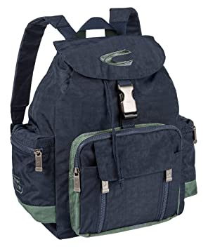 c1192859b2c Camel Active Journey Mounty - Backpack, blue and green: Amazon.co.uk ...