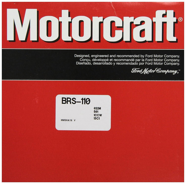 Motorcraft BRS110 Rear Wheel Seal