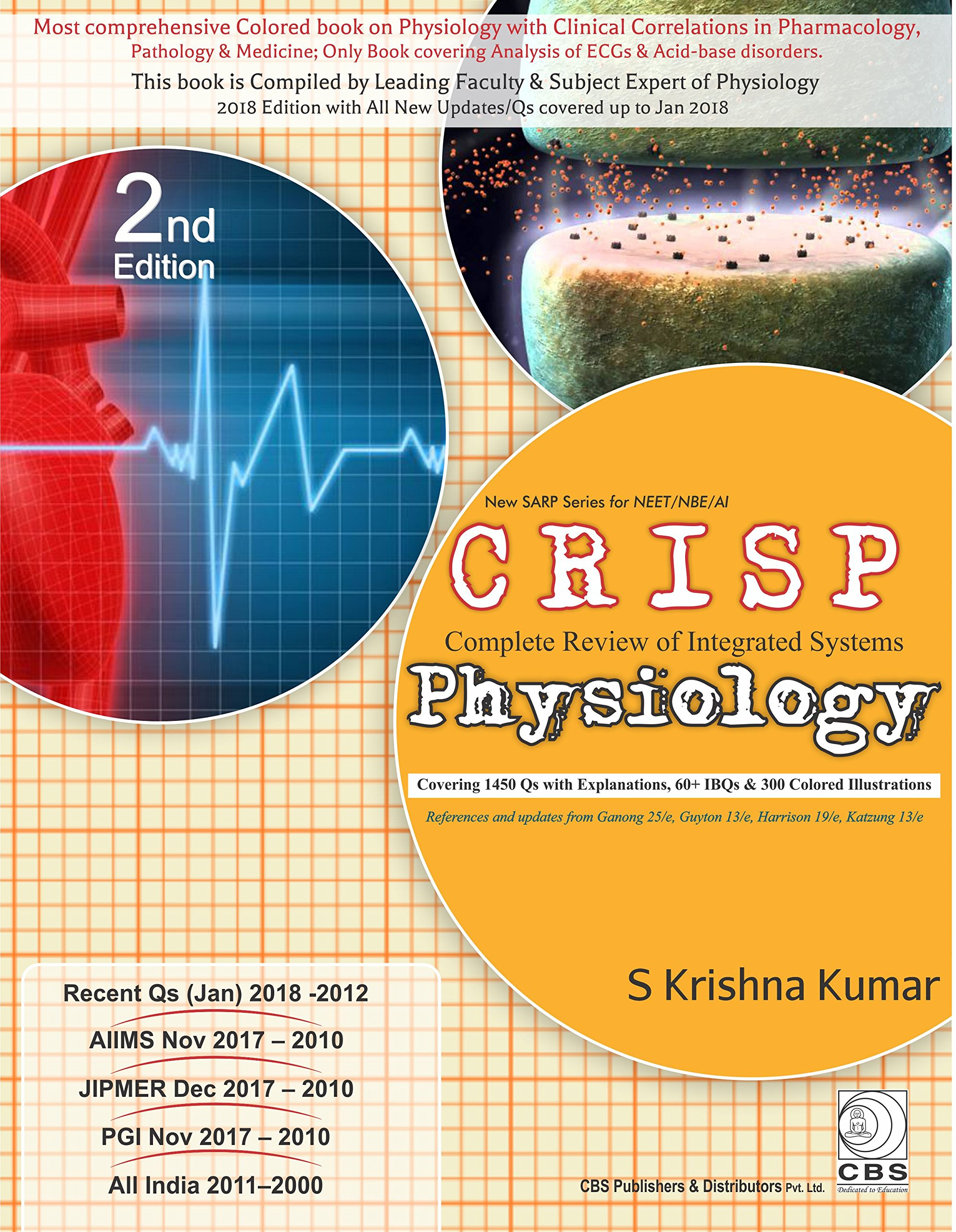 Buy Complete Review of Integrated Systems (CRISP)-Physiology