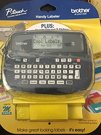 cool handy office supplies. brother ptouch pt45m handy labeler cool office supplies