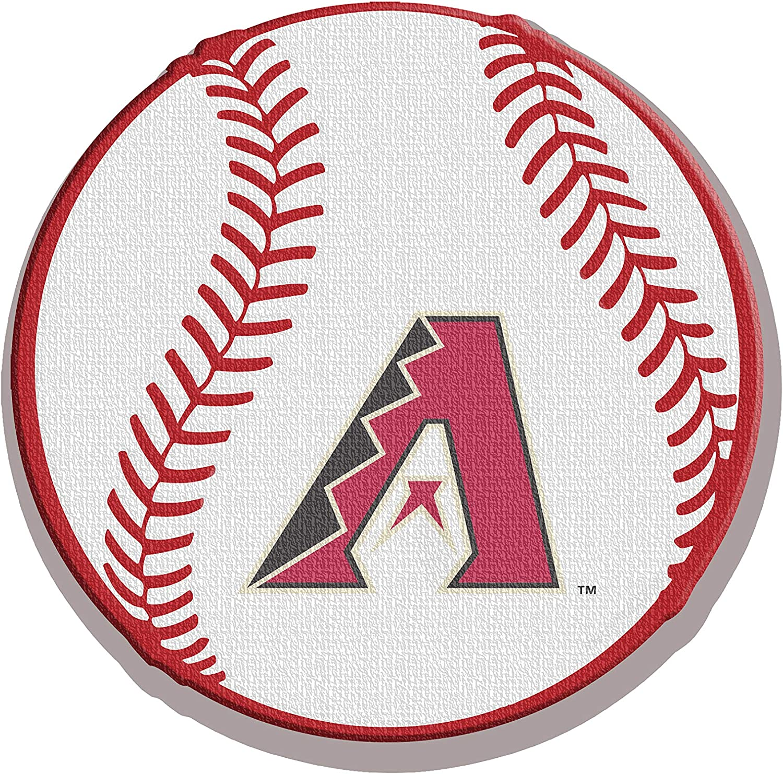 The Memory Company, MLB Arizona Diamondbacks LED Neon Light Sign | Sports Team Lamp Decor | for Office Desk, Man Cave Bar, or Bedroom Night Light