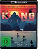 Kong: Skull Island (4K Ultra HD) (Steelbook) [Blu-ray] [Limited Edition]