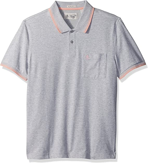 size Medium Penguin Original Short sleeve Polo Shirt Brand New