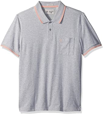 500b8534d Amazon.com  Original Penguin Men s Short Sleeve 56 Performance Polo Shirt  65 35 Cotton Polyester  Clothing