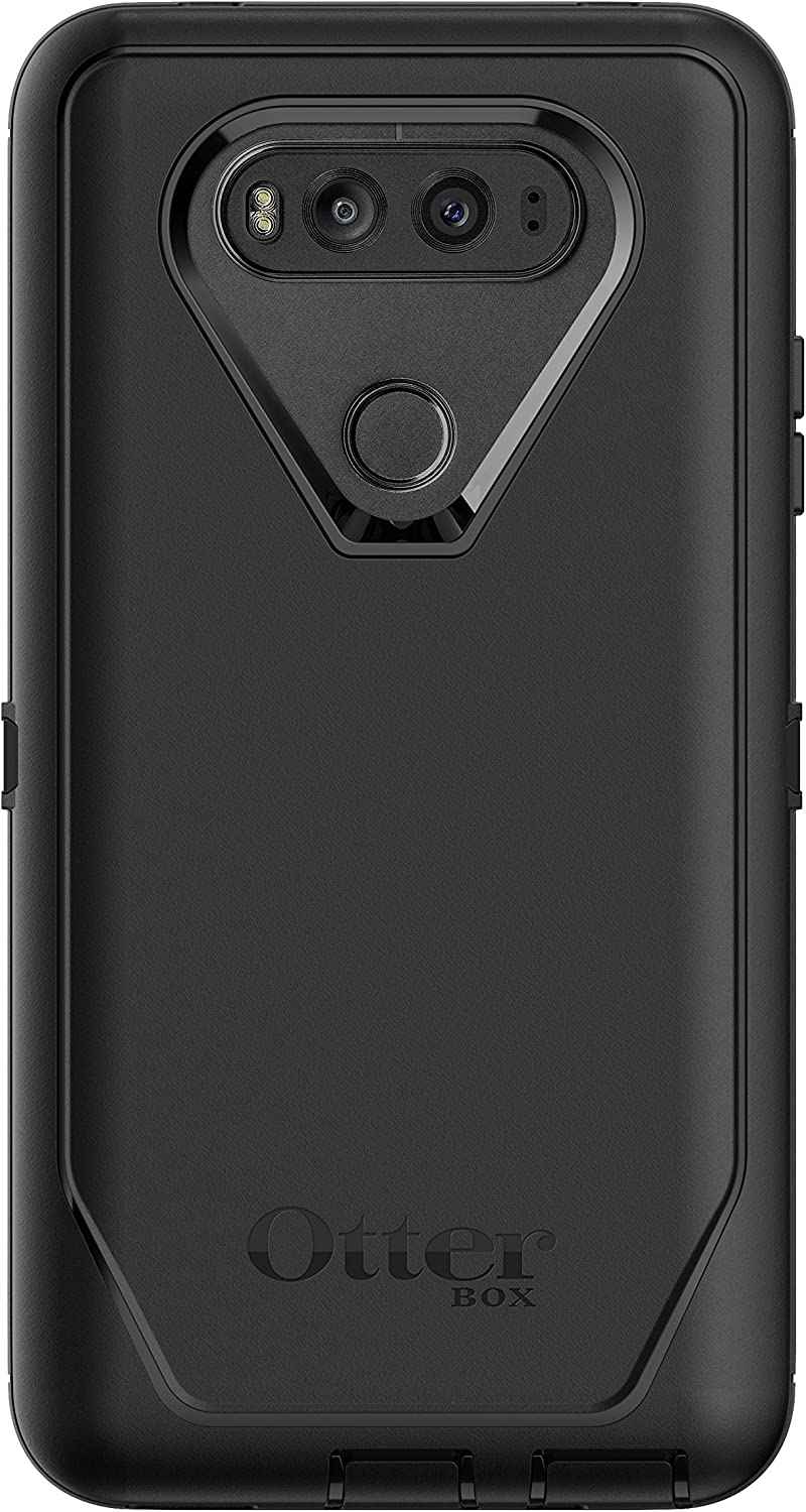OtterBox DEFENDER SERIES Case for LG V20 - Retail Packaging - BLACK