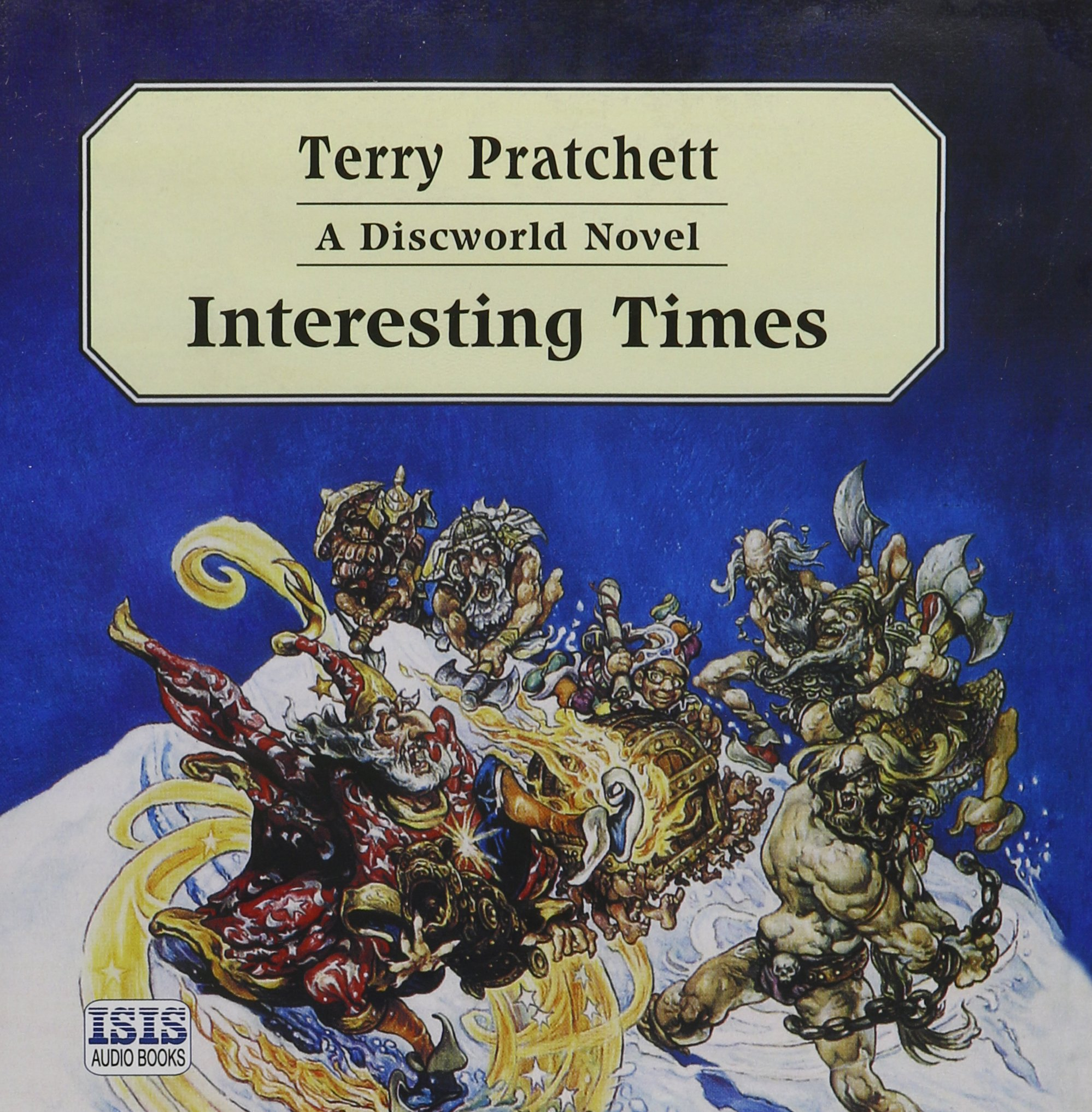 buy interesting times discworld book online at low prices in india rh amazon in interesting times beirut interesting times terry pratchett