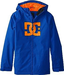 971dd7254 DC Apparel Boys Big Story Snow Jacket