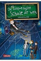 Die unlangweiligste Schule der Welt 6: Geisterstunde (German Edition) Kindle Edition