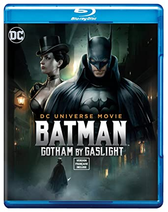 Amazon.com: Batman: Gotham by Gaslight (BD/ DVD/ UV/ BIL ...