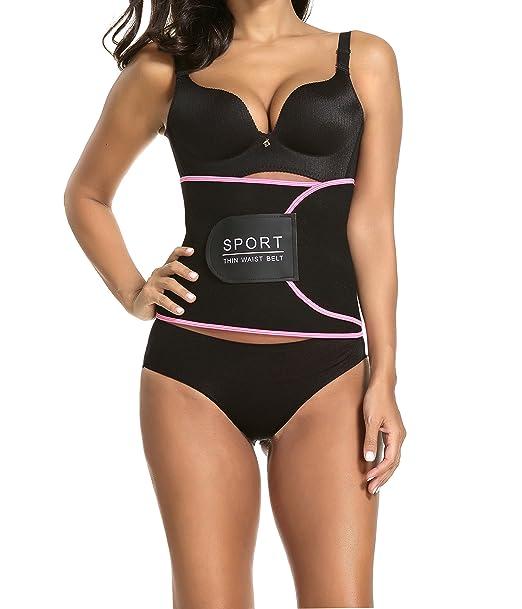 18032b9953 Amazon.com  Happy shopping Neoprene Sweat Belt