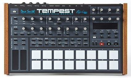 Tempest caja de ritmos: Amazon.es: Instrumentos musicales