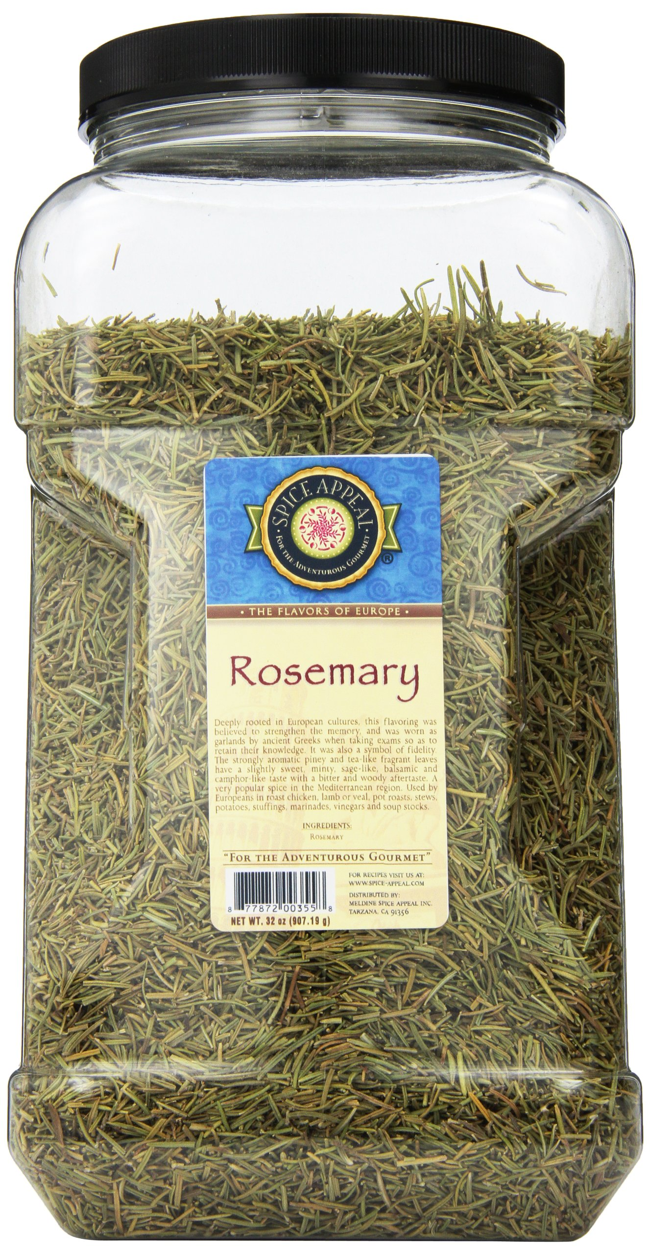Spice Appeal Rosemary, 2 lbs