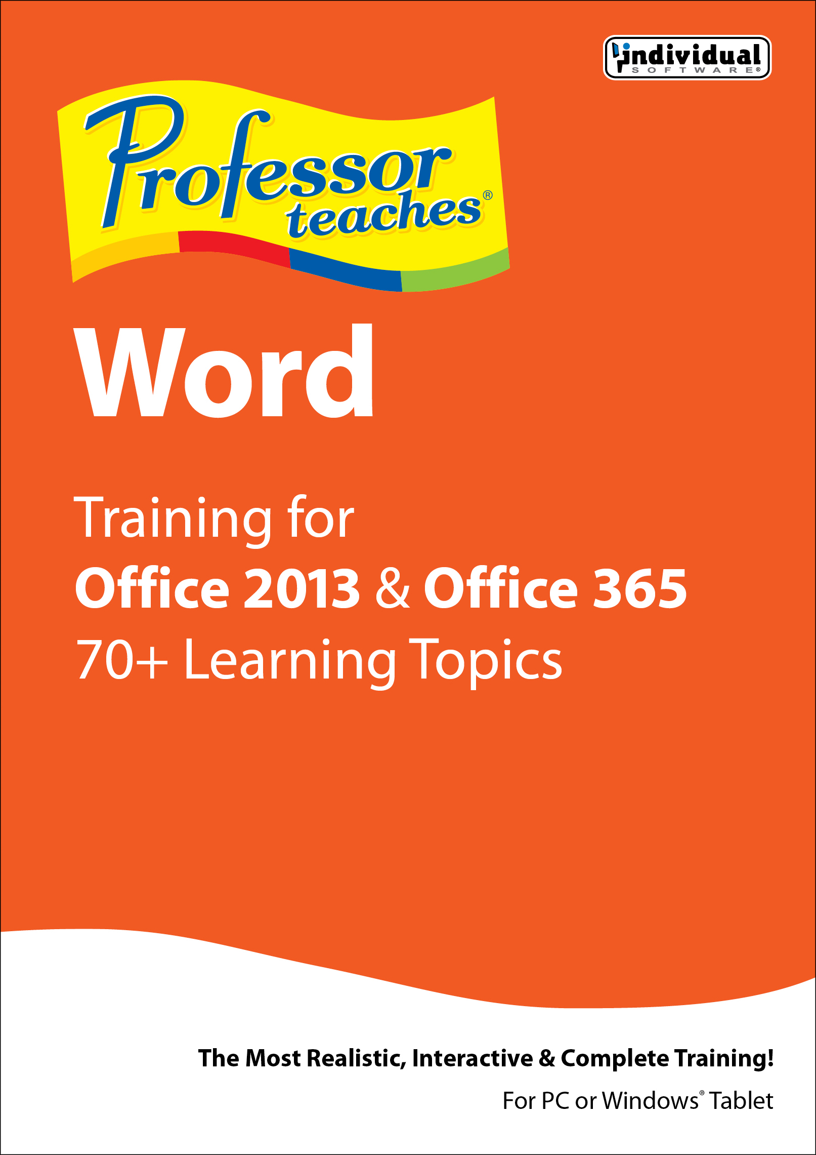 Professor Teaches Word for Office 2013 & Office 365 [Download]