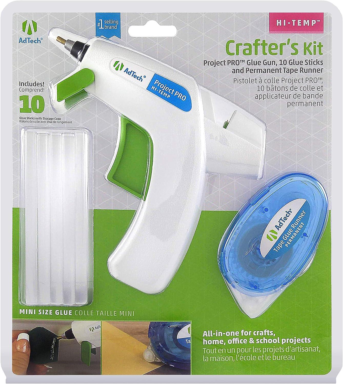 Ad Tech Varios Crafter Regalo Color Blanco